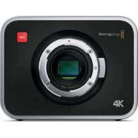 Blackmagic 4K Production Camera (EF MOUNT)